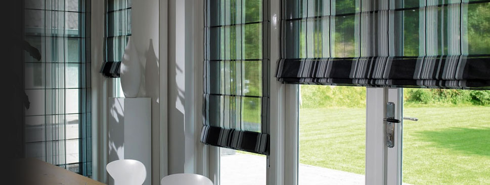 Roman Blinds St Albans Amp Watford Fitted Roman Blinds