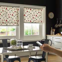 remote control electric roller blinds