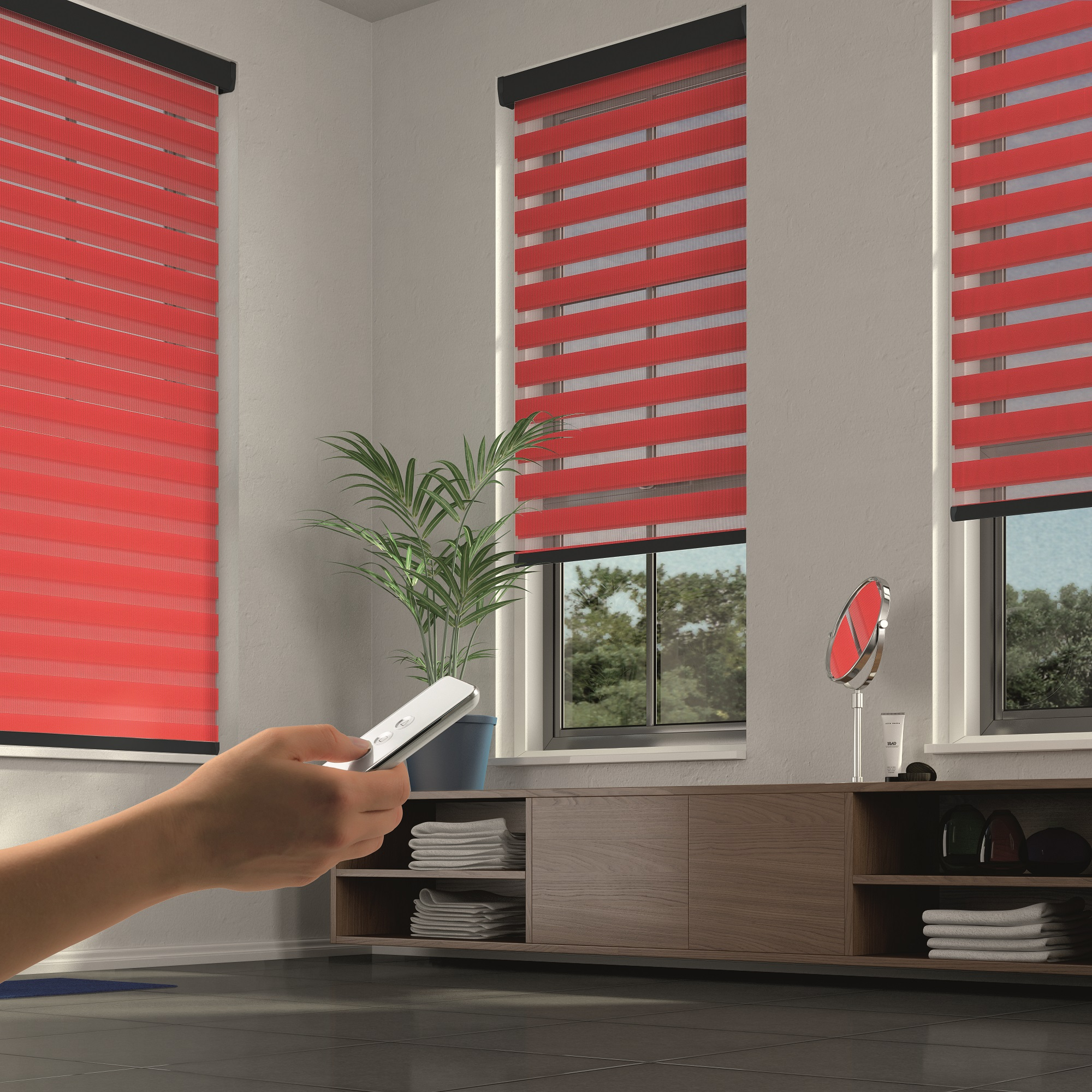 Types of blinds ideal for motorisation allegro blinds types of blinds ideal for motorisation bathroom motorised solutioingenieria Image collections