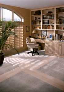 cafe style wooden shutters