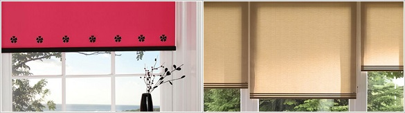 Colour Roller Blinds