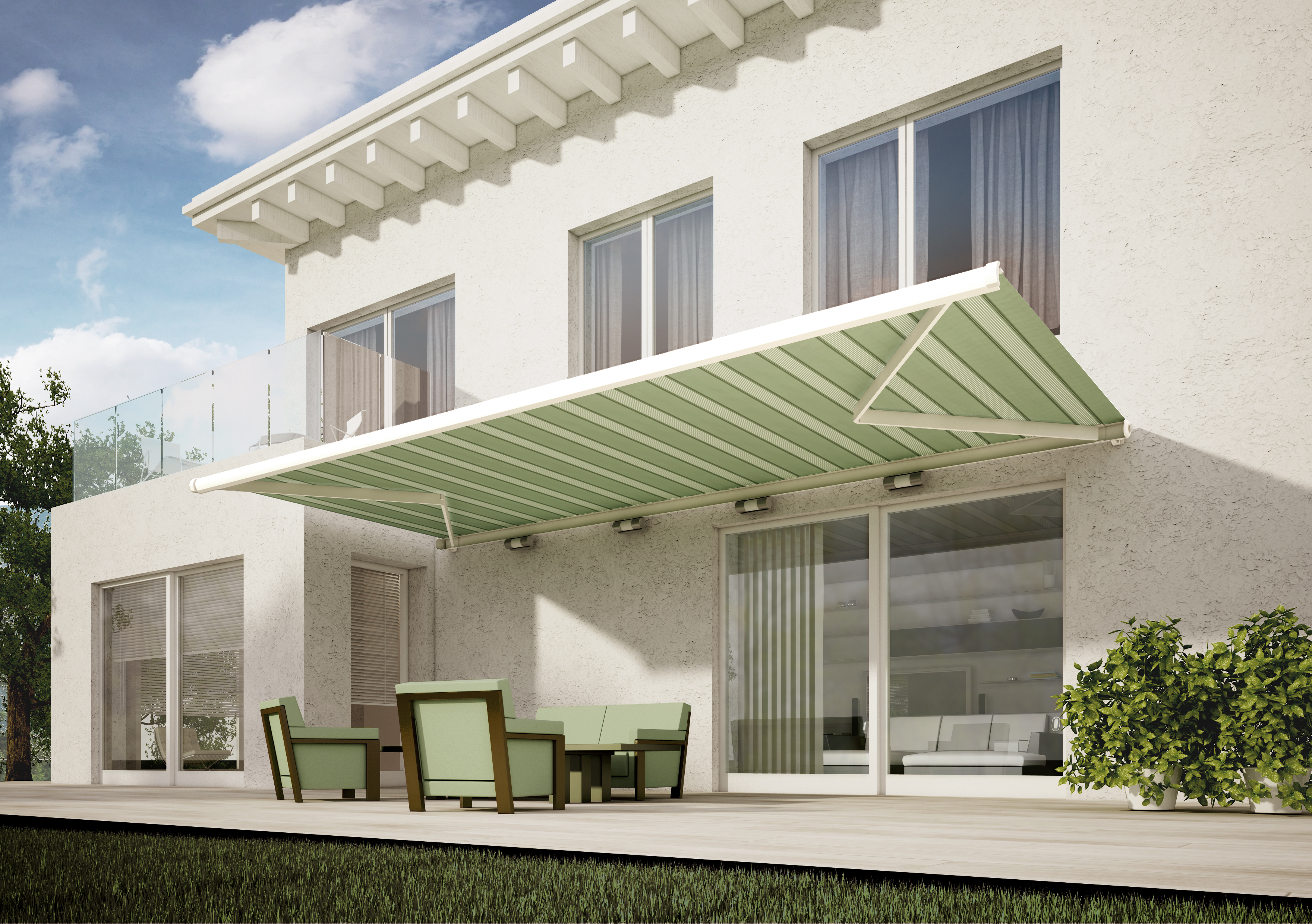Awning & Canopy Glossary - The Different Types Explained