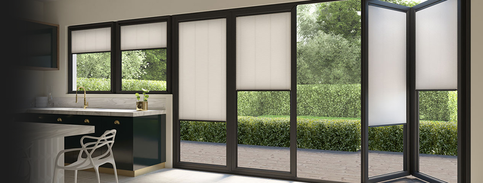 Bifold Door Blinds Allegro Blinds